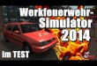 Werkfeuerwehr-Simulator 2014 – Test / Review