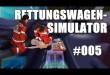 Rettungswagen-Simulator 2014 #005 – Rage-Modus
