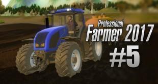 Landwirtschaft 2017 #005 – Gülle aufbringen! I Let's Play Professional Farmer 2017 deutsch