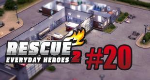 Rescue 2 #20 – Der große Autocrash