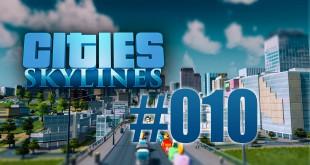 Cities: Skylines #010 – Investitionen ins Stromnetz