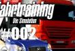 Fahrtraining – die Simulation #002 – Animationsfehler
