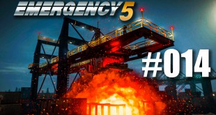 Emergency 5 #014 – Großbrand am Hafen!