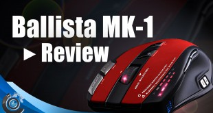 Ballista MK-1 – Test / Review der Gaming-Maus