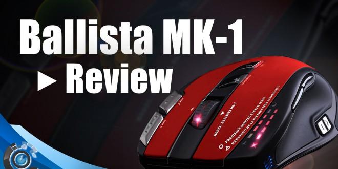Ballista MK-1 – Test / Review der Gaming-Maus