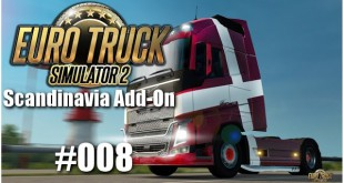 Euro Truck Simulator 2: Scandinavia Add-On #008 – Von Göteborg nach Göteborg