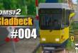OMSI 2 Projekt Gladbeck 2016 mit der Straßenbahn Tatra KT4Dtm #004 – Ende!