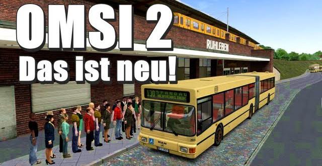 Omsi 2 – Das ist Neu!