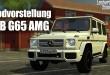 Mercedes Benz G65 AMG – Modvorstellung (LS 15)