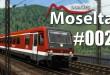 Train Simulator: Durch's Moseltal #002 – Auf dem Gegengleis!
