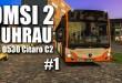 OMSI 2: Ruhrau mit dem  MB O530 Citaro C2 (dritte Generation) – LKW blockiert die Straße