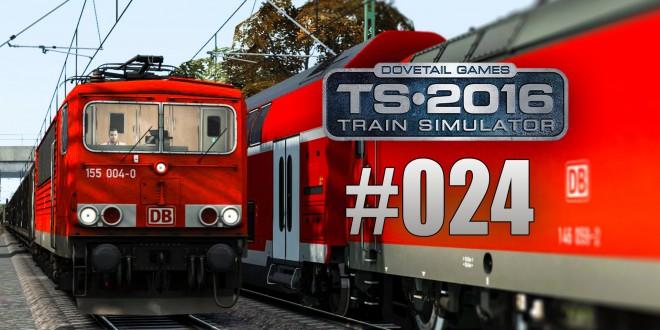 Train Simulator 2016 -Unterwegs mit der BR 155 #24 – Alles bestätigen!