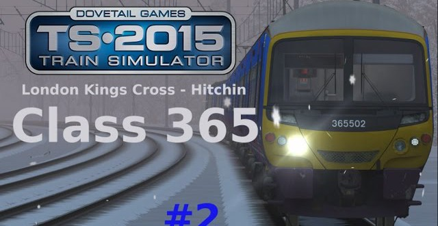 Train Simulator 2015: Class 365 – London Kings Cross – Hitchin #2