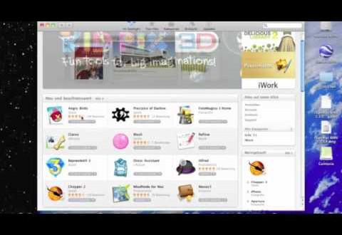 Applewelt 10: Der Mac App Store