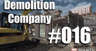 Demolition Company #016 – die letzten Hiebe