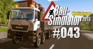 Bau-Simulator 2015 Gold Multiplayer #043 – Fußballplatz bauen!