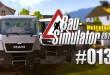 Bau-Simulator 2015 Gold Multiplayer #013 – RISIKOLADUNG mit Sicherungsfahrzeug