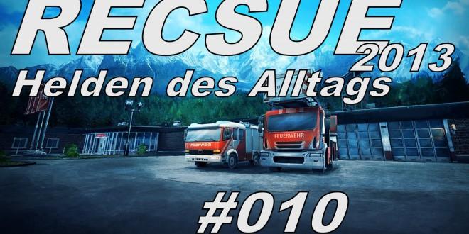 Rescue 2013 #010 – Die Möwe war's!