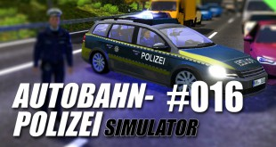 Autobahnpolizei-Simulator #016 – Frecher LKW-Fahrer