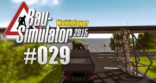 Bau-Simulator 2015 Gold Multiplayer #029 – Flutlicht verloren bei Transport!