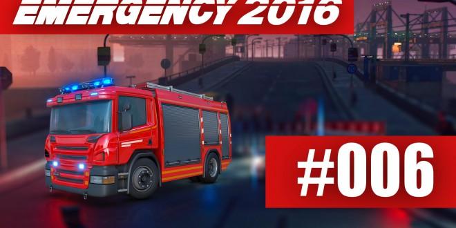 Emergency 2016 #006 – Kampf gegen 300 Brände!