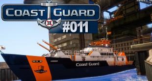 Coast Guard #011 – Wenn Seenotretter auf dem Schlauch stehen …