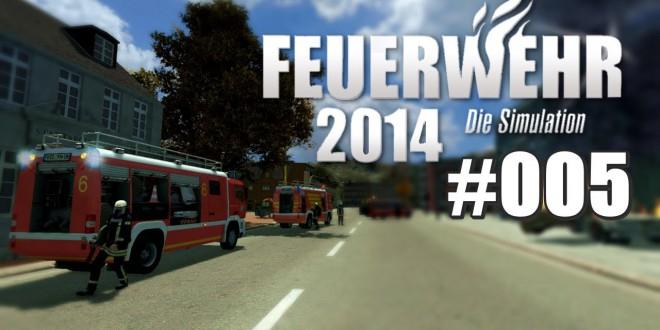 Feuerwehr 2014 – Die Simulation #005 – Der versteckte Ölfleck
