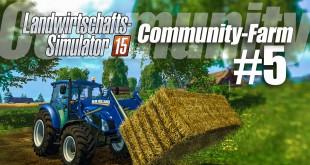 Landwirtschafts-Simulator 15 Community-Farm! – 5 / 9