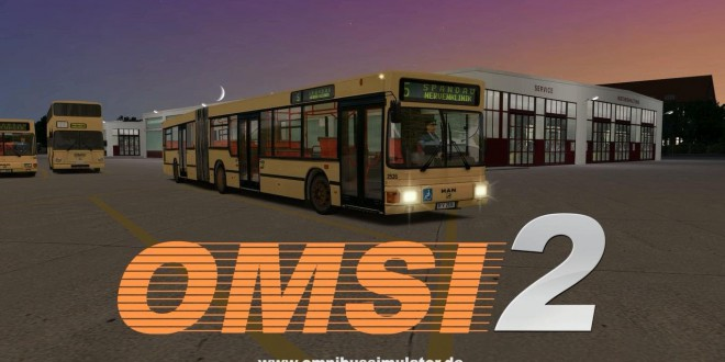 OMSI 2 Trailer