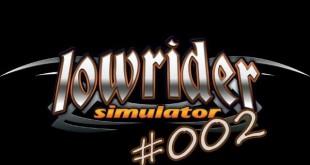 Lowrider-Simulator #002 – Verchromt und vergoldet