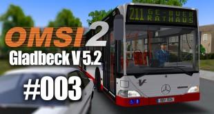 Gladbeck V 5.2: Linie 211 #003 – Angekommen!
