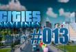 Cities: Skylines #013 – Der Bahnhof