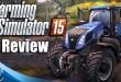 Landwirtschafts-Simulator 15 Test / Review GEWINNSPIEL