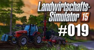 Landwirtschafts-Simulator 15 #019 – Die Waldrodung