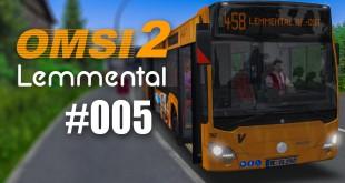 OMSI 2: Mit dem Citaro 2 durch Lemmental #005 – Perfekt in der Zeit!
