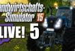 Landwirtschafts-Simulator 15 Livestream mit John Mayers und nordrheintvplay – 5 / 6