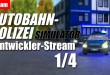 Autobahnpolizei-Simulator – Entwickler-Stream 1: Entstehung des Autobahnpolizei-Simulators
