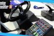 LS-Lenkrad und Seitenkonsole – GIANTS-Interview