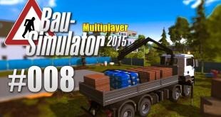 Bau-Simulator 2015 Gold Multiplayer #008 – Verspätungen bei der Straßenbahn