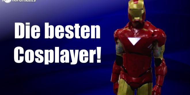 Gamescom 2013: Die besten Cosplayer!