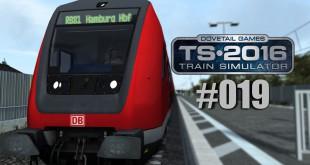 Train Simulator 2016 – Mit dem Steuerwagen nach Hamburg Hbf #019