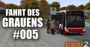 Fahrt des Grauens: Citaro C2 auf 636 (Römerberg) OMSI 2 – 5 / 6 LIVESTREAM