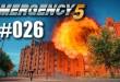 Emergency 5 #026 – Heli verbrannt beim zweiten Versuch…