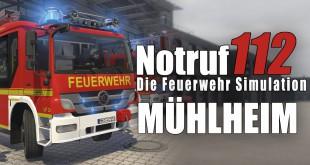 NOTRUF 112 – Die Feuerwehr-Simulation SPECIAL: Rundgang durch die Feuerwache Mülheim an der Ruhr!