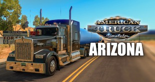 American Truck Simulator: ARIZONA erkunden! Let's Play American Truck Simulator ATS deutsch