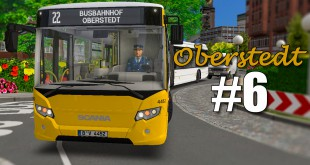 OMSI 2: Oberstedt mit dem SCANIA CITYWIDE GN14 #6 – Mit Morphi-Update!