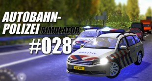 Autobahnpolizei-Simulator #028 – Autobahn Police Simulator 2017? TALK MIT ENTWICKLER!