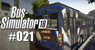 BUS-SIMULATOR 16 #21 – Geld durch Werbung |  Let's Play Bus Simulator 2016 deutsch HD