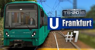 Train Simulator 2016: U-Bahn Frankfurt #007 – Gedankenaustausch auf der U5 mit der Flexity Swift