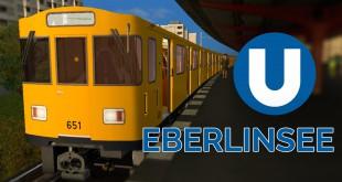 OMSI 2: U-Bahn auf der Straßenbahn-Map Eberlinsee – Vom Friedrichplatz zum Rathaus!